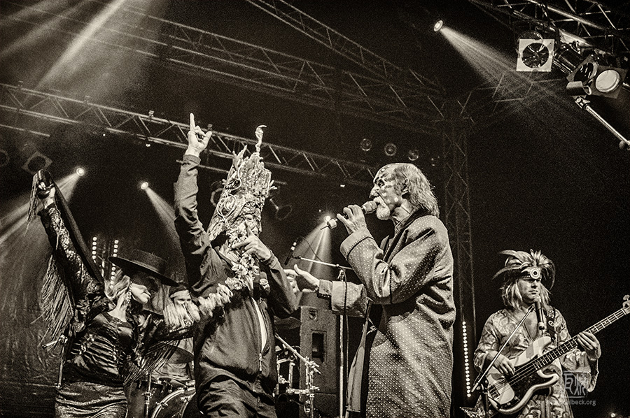 Finkenbach Festival 2015: Mani Neumeier + Arthur Brown