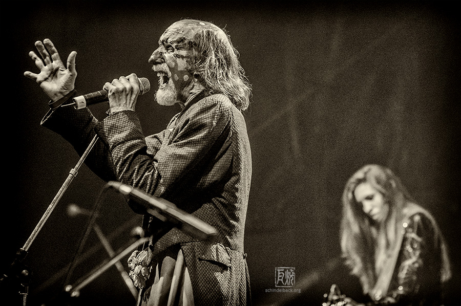 Finkenbach Festival 2015: Crazy World Of Arthur Brown