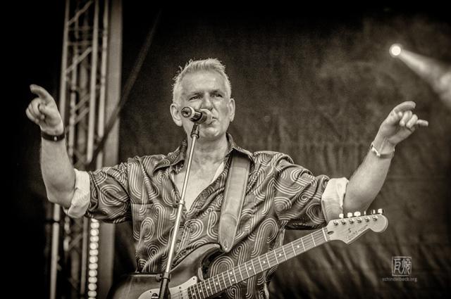 Finkenbach Festival 2015: Rob Tognoni