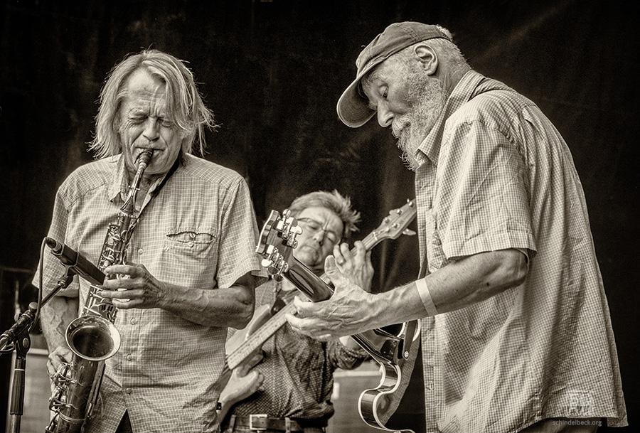 Finkenbach Festival 2015: Ax Genrich Roland Schaeffer, Fadani