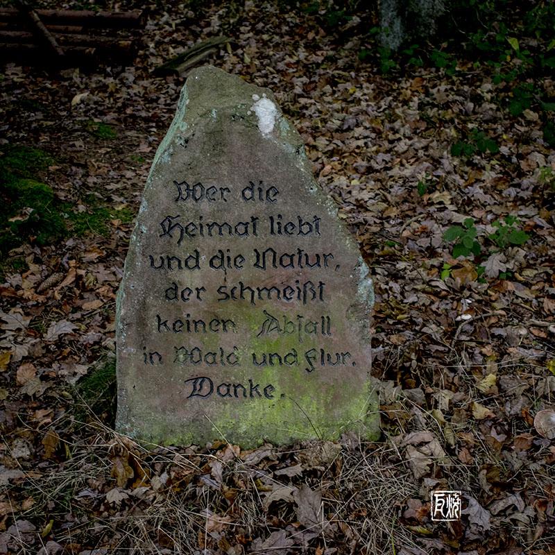 Wolte unterschreiben, Meissel vergessen - Foto: Schindelbeck
