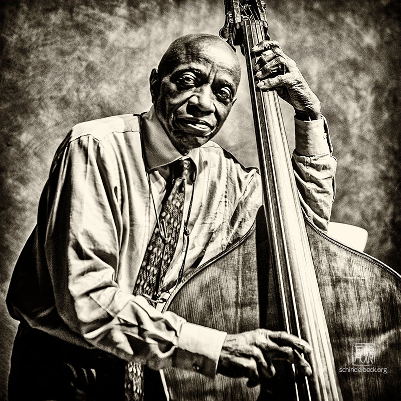 Reggie Workman - Photo: Schindelbeck