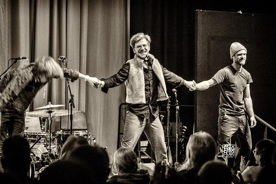Die Fichten mit Leo Huhn @ Just Music Festival 2017