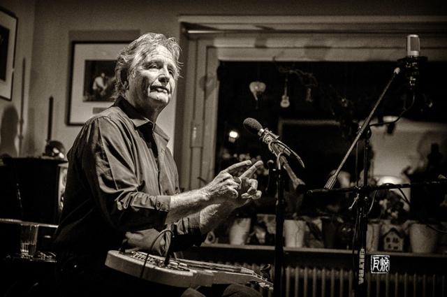 Spencer Bohren photo by Frank Schindelbeck