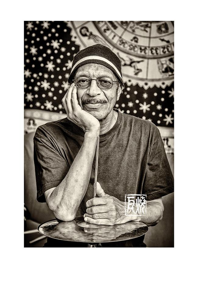 Photo Allen Blairman - Schlagzeug by Frank Schindelbeck Fotografie