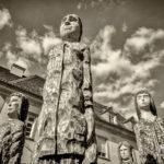 Foto: Robert Koenig Skulptur in Speyer: Odyssey 2017