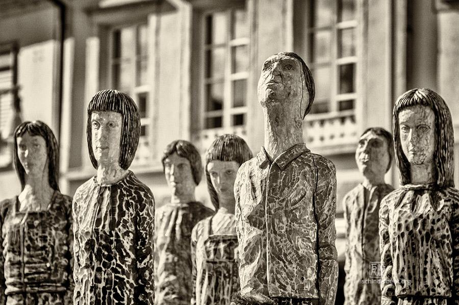 Foto: Robert Koenig Skulptur in Speyer - Odyssey 2017 (Schindelbeck Fotografie)