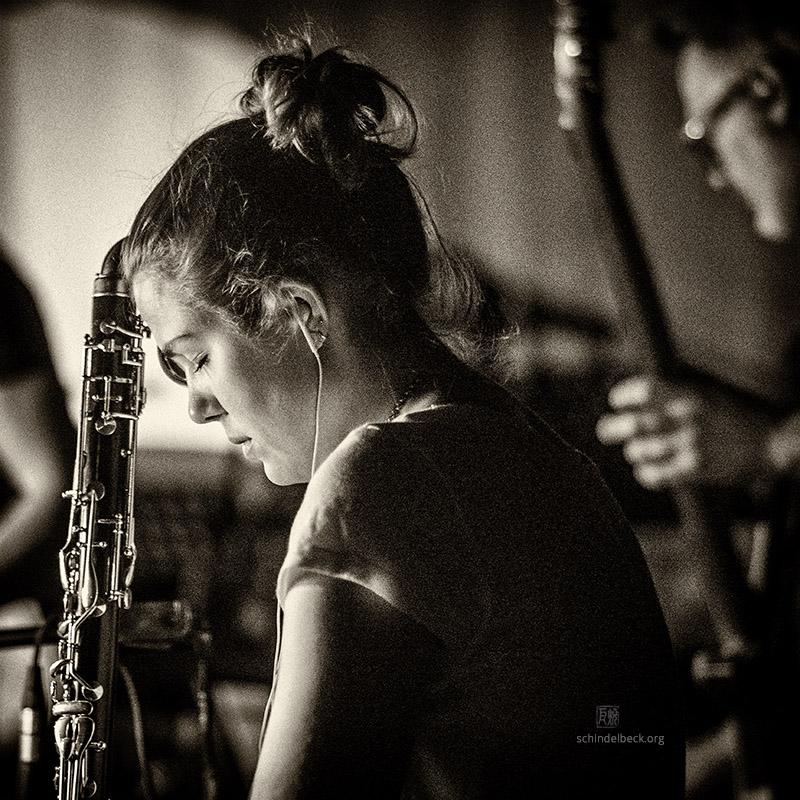 Foto: Mannheimer Schlagwerk - Maria Wunder