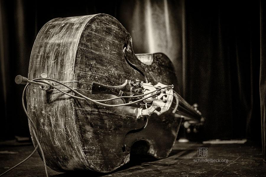 Foto: Der Kowald Bass von Sebastian Gramss