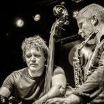 Foto: Slowfox Sebastian Gramss & Hayden Chisholm by Frank Schindelbeck