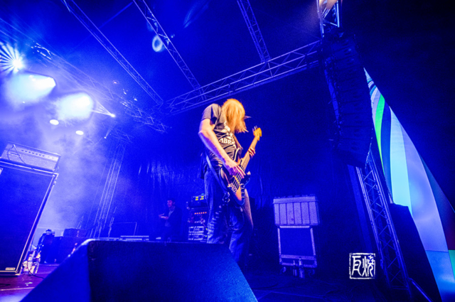 Samsara Blues Experiment @ Finkenbach Festival 2017 - Photos: Schindelbeck