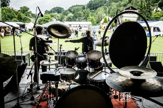 Guru Guru Soundcheck - Finkenbach Festival 2017