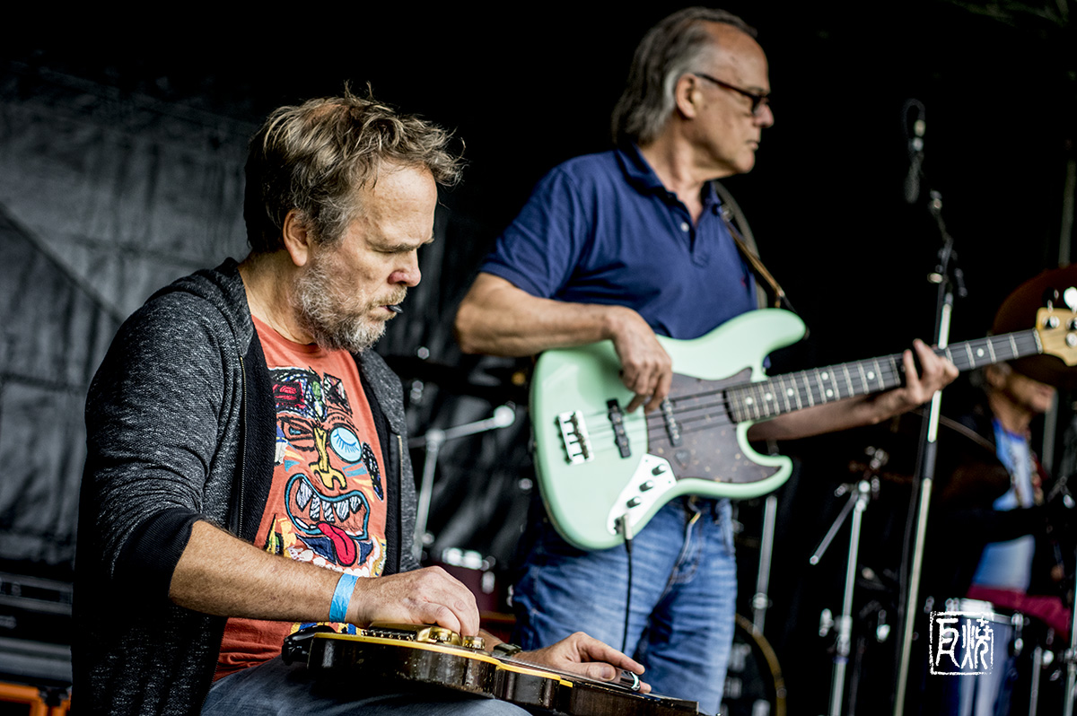 Jan Linqvist Peter Kühmstedt - Photo Finkenbach Festival 2017