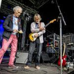 Mani Neumeier und Roland Schaffer - Photo Finkenbach Festival 2017