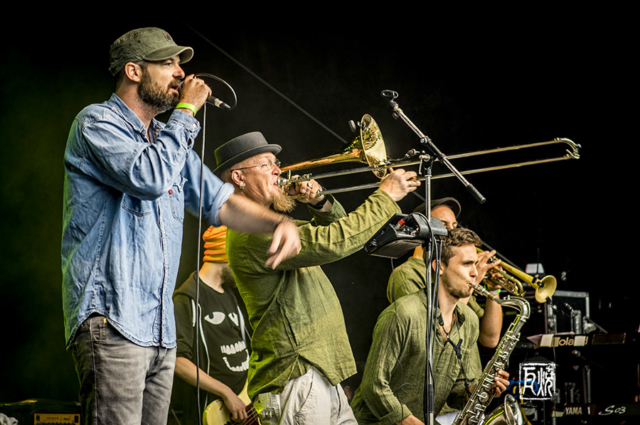 Ease Up Ltd @ Finkenbach Festival 2017 - Photos: Schindelbeck