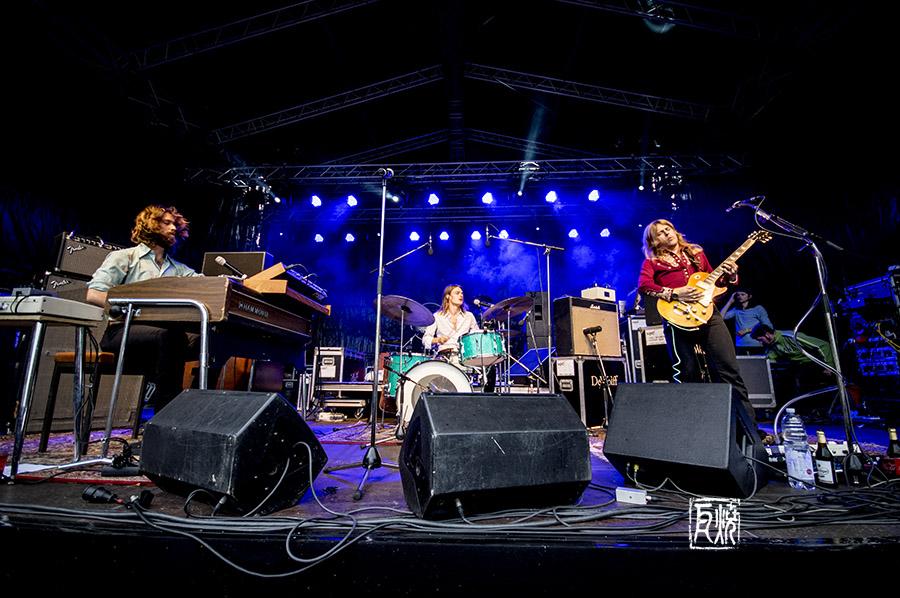 DeWolff @ Finkenbach Festival 2017 - Fotos: Schindelbeck