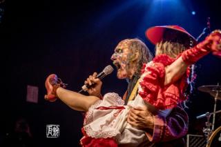 Photo: The Crazy World of Arthur Brown beim Finkenbach Festival 2017