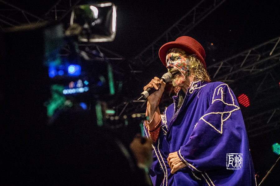 Photo: The Crazy World of Arthur Brown beim Finkenbach Festival 2017