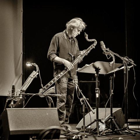 Michael Riessler - Foto Frank Schindelbeck