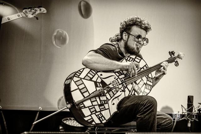 Enrico Melozzi - Foto Frank Schindelbeck