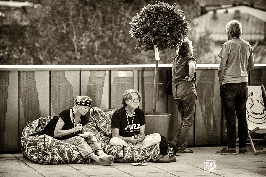 Jazzfestival Saalefelden 2017