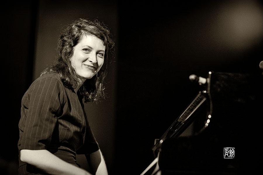 Eve Risser - Foto Frank Schindelbeck