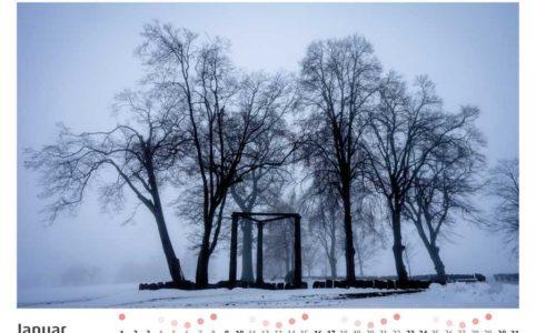 Januar 2021 - Odenwaldkalender Frank Schindelbeck